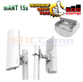 Mikrotik MTAS-5G-15D 120 Sector Antenna mANT 15S - EdcComp
