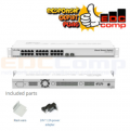 Mikrotik Routerboard CSS326-24G-2S+RM - EdcComp
