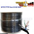 Cable STP/FTP Cat 6 Outdoor Cable 305 Meter IZI net Original - EdcComp