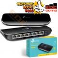 TP-Link TL-SG1008D 8 Port Gigabit Desktop Switch - EdcComp