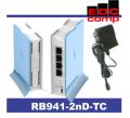 MIKROTIK RB941-2ND-TC Router Wireless HAP-LITE2 Router Mikrotik - EdcComp