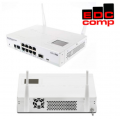 MikroTik CRS109-8G-1S-2HnD-IN/RB CRS109-8G-1S-2HnD-IN - EdcComp