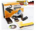 USB 2.0 UGA Multi Display Adaptor ( VGA / HDMI / DVI ) Ready - EdcComp