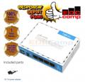 MikroTik RB941-2nD / hAP-Lite - EdcComp
