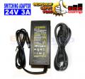 Switching Adaptor 24V 3A with Led indicator/ADP 24V - EdcComp