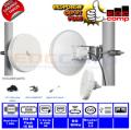 Mikrotik nRAYG-60adpair Wireless Wire nRAY | 60Ghz PtP - EdcComp