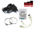 Mikrotik RBLHG-5nD RB LHG-5nD Embedded 5Ghz Routerboard LHG 5nD - EdcComp