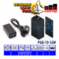 Ubiquiti PoE-15-12W Poe Adapter 15 Volt 0.5A 12 watt - EdcComp