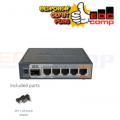 Mikrotik Router RB760iGS hEX S - EdcComp