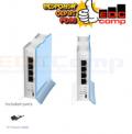 MikroTik RB941-2nD-TC hAP-Lite2 Hotspot Voucher MIKHMON MIKBOTAM - EdcComp