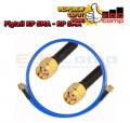Cable Pigtail RPSMA 50 cm / Jumper Kabel RPSMA 50 cm - EdcComp