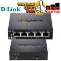 D-Link DGS-105 Gigabit 5 Port Desktop Switch DGS105 - EdcComp