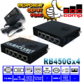 Router Indoor RB450Gx4 - EdcComp