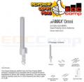 Ubiquiti Antenna AIrmax 2Ghz 10dbi AMO-2G10 - EdcComp