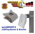 quickMOUNT-X Mounting Bracket SXTSq dan Disc lite Series - EdcComp
