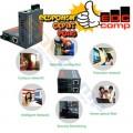Paket Fiber Optic 150M Siap Pakai 1 Link GIGABIT Media Converter - EdcComp
