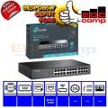 TP-LINK TL-SG1024D 24 Port 10/100/1000Mbps Gigabit 24 Port Switch - EdcComp