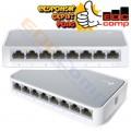 TP-LINK TL-SF1008D 8-Port 10/100M TPLINK Switch Hub 8 Port - EdcComp