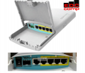 Mikrotik Router RB960PGS-PB (with PoE-Output) powerbox pro - EdcComp