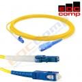 Patch Cord Fiber Optic SC-SC Single Mode 5 Meter Simplex SC-SM - EdcComp