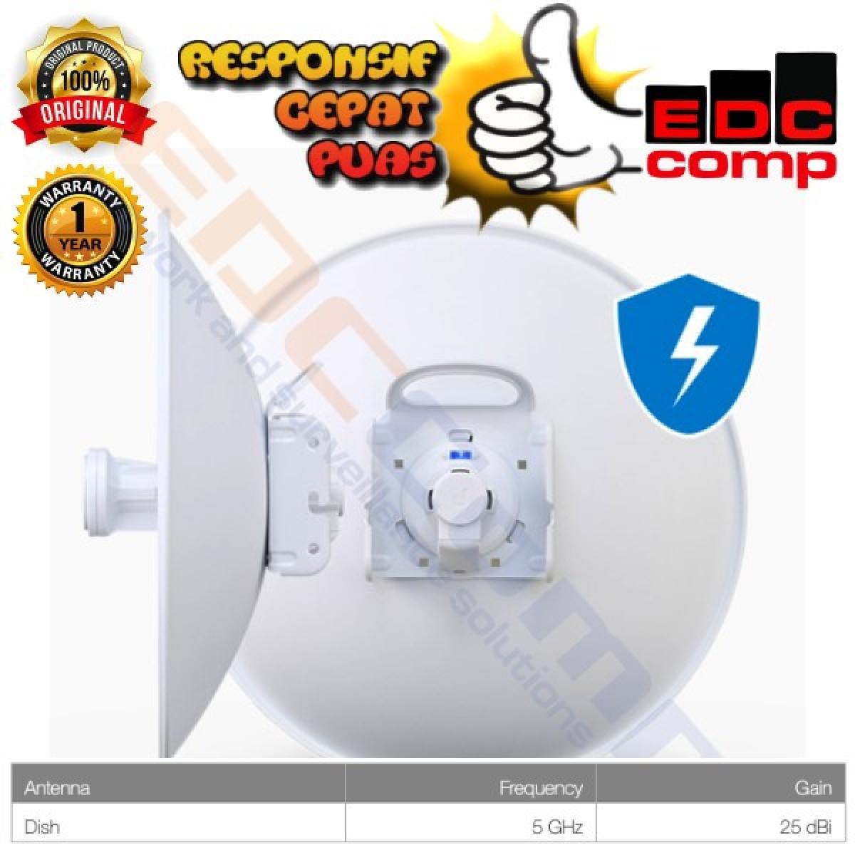 Powerbeam 5AC Gen2 pbe-5ac-gen2 25dbi - EdcComp