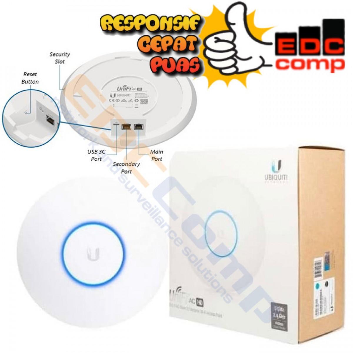 Ubiquiti Unifi AC HD UAP-AC-HD - EdcComp