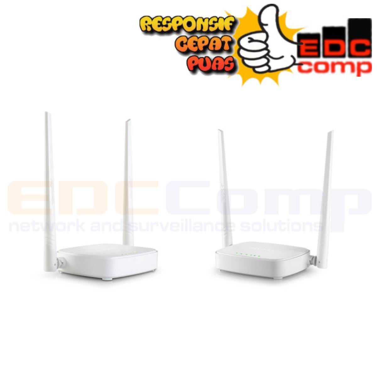 TENDA Wirless Router N301 - EdcComp