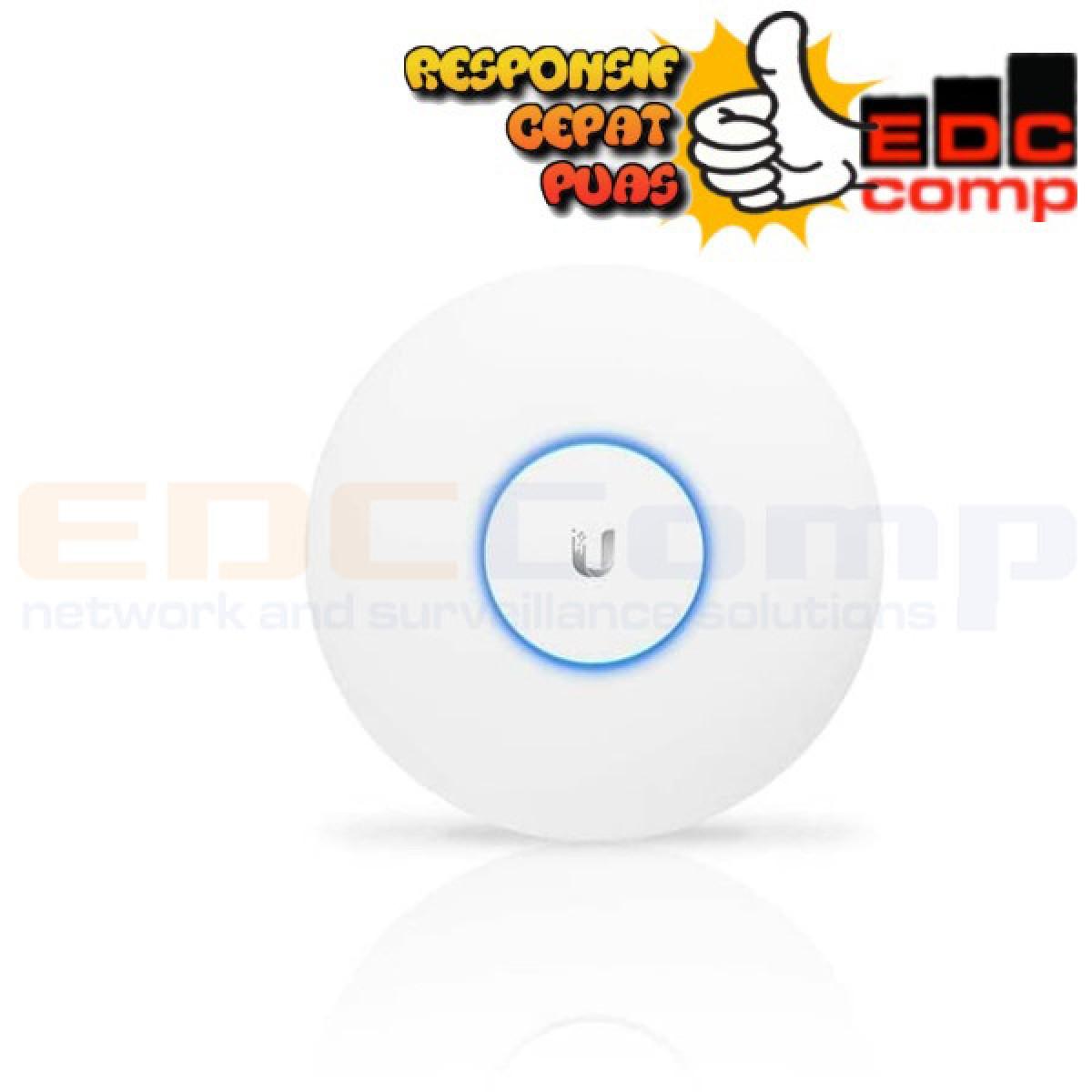 UAP-AC-PRO Ubnt Unifi Access Point AC Dual Band Inc POE Adaptor - EdcComp