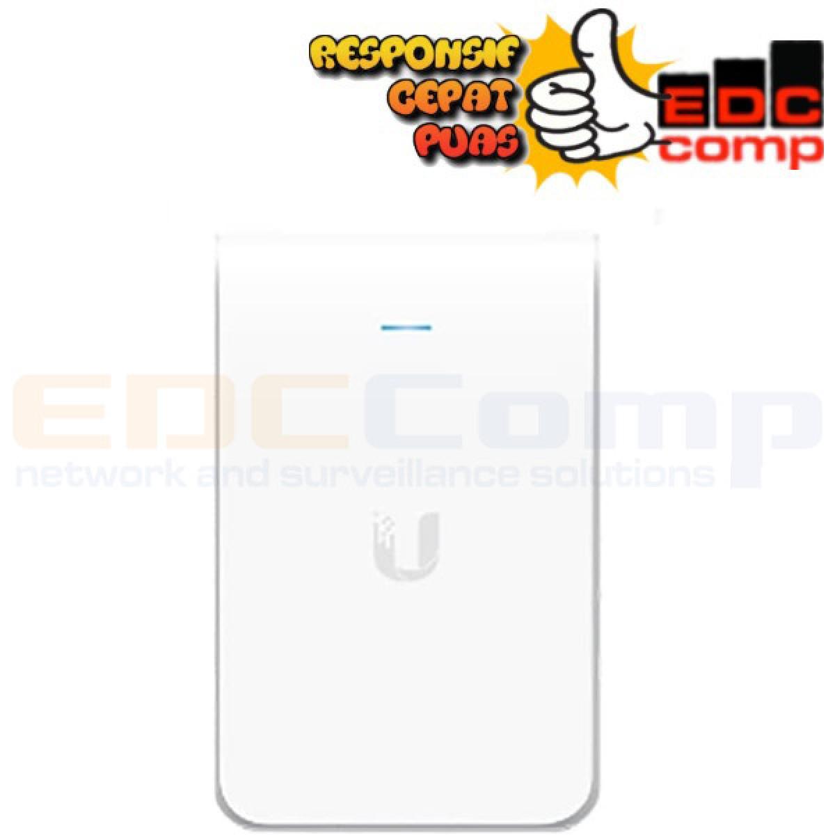Ubiquiti Unifi AC in Wall / UAP-AC-IW - EdcComp