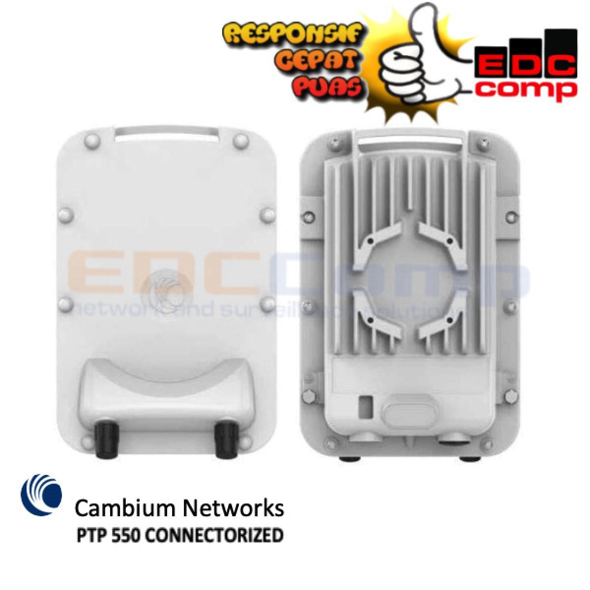 Cambium PTP550e Connectorized |PTP 550 Connectorized - EdcComp