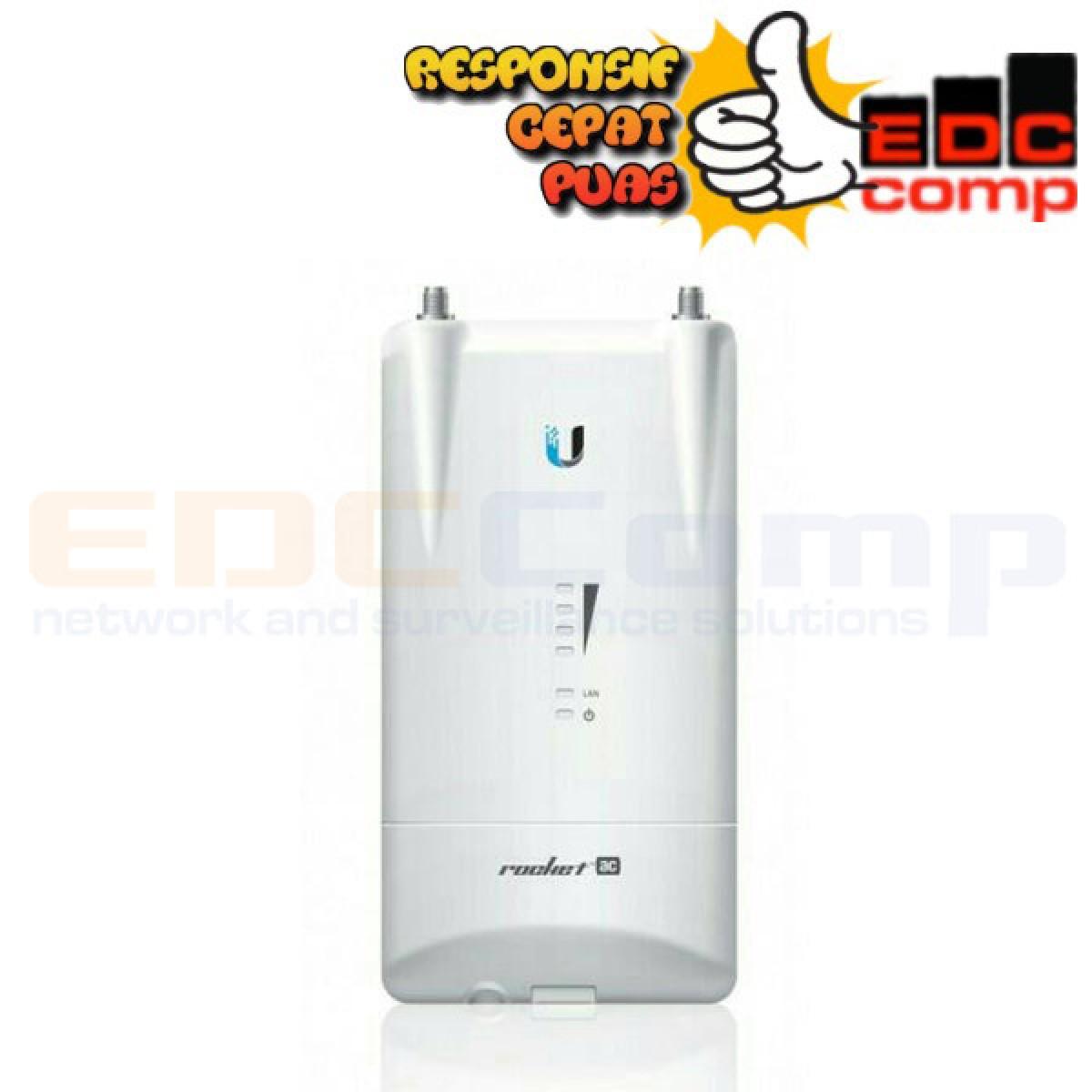 Ubiquiti Rocket 5 AC Lite / Ubnt Rocket5-AC / RM5-AC-Lite / R5 AC - EdcComp