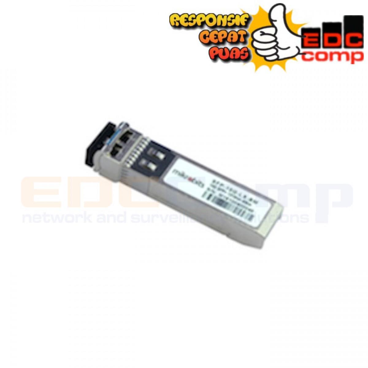 Mikrobits SFP Transceiver SFP-10G-LX-SM - EdcComp