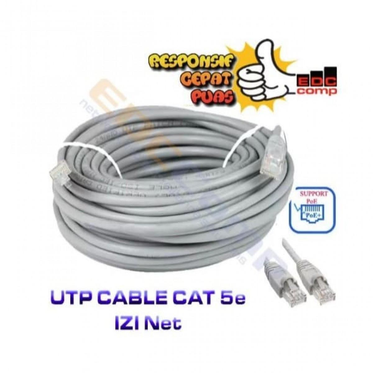 UTP Cable IZINET Cat5E 95 Meter - EdcComp
