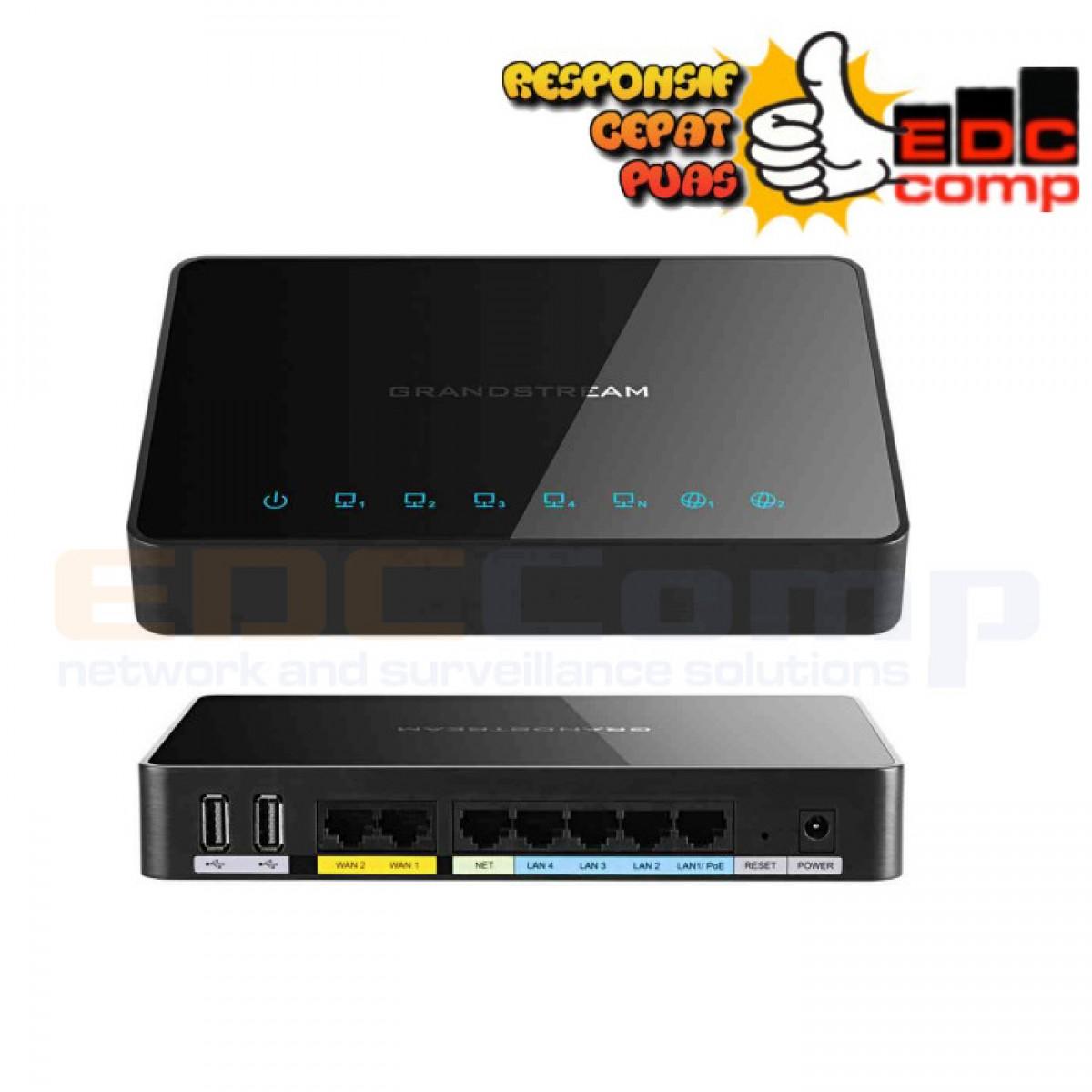 Grandstream GWN7000 Gigabit VPN Router - EdcComp