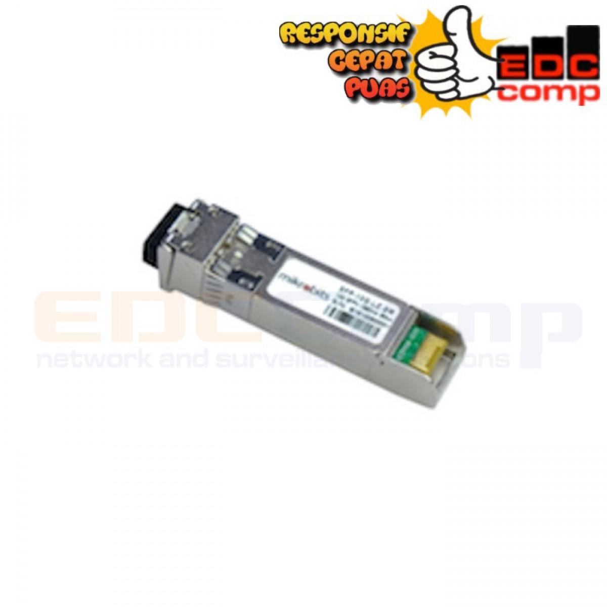 Mikrobits SFP Transceiver SFP-10G-LZ-SM - EdcComp