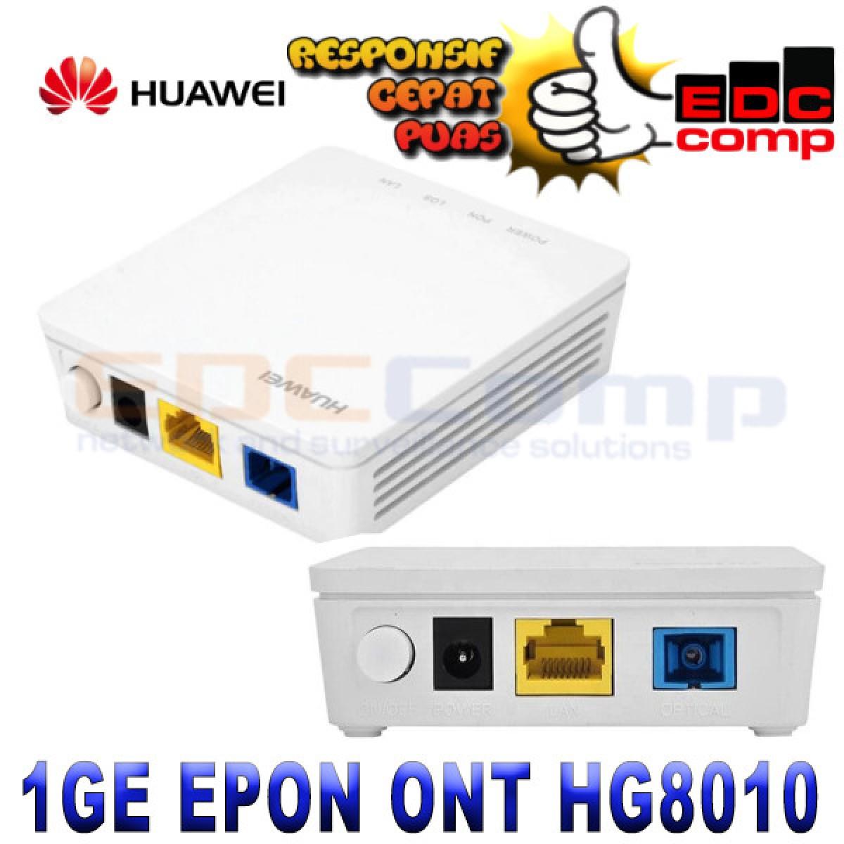 Huawei HG8010 1GE EPON ONT| EPON ONU HG8010 1GE - EdcComp