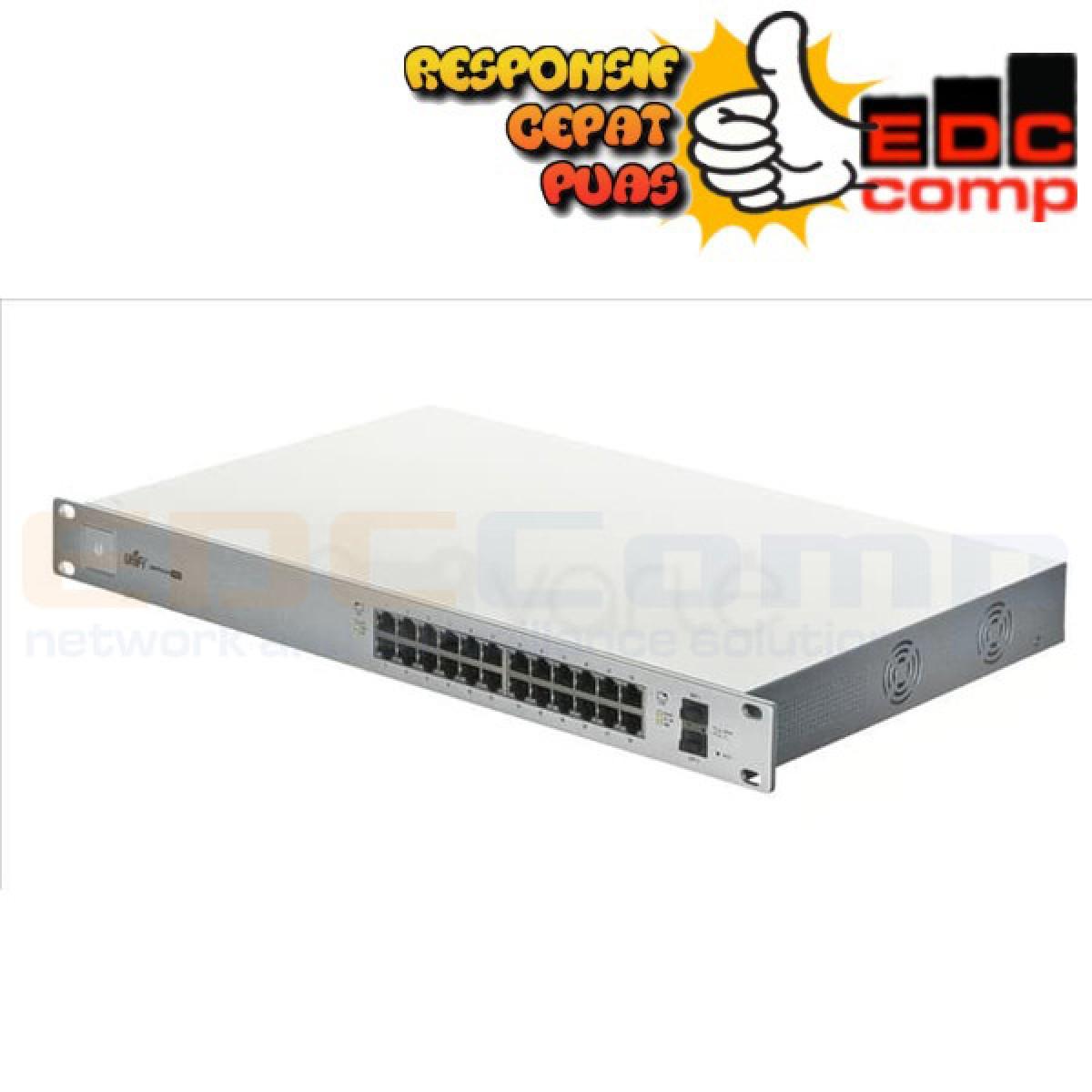 Ubiquiti Unifi Switch 24port 250W US-24-250W - EdcComp