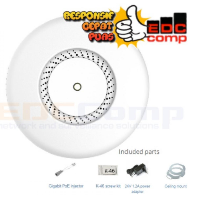 Wireless Indoor RBcAPGi-5acD2nD (cAP ac) - EdcComp
