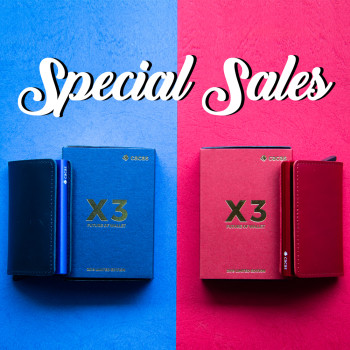 [ Merdeka Sales ] Red & Blue Combo Ultimate Discount