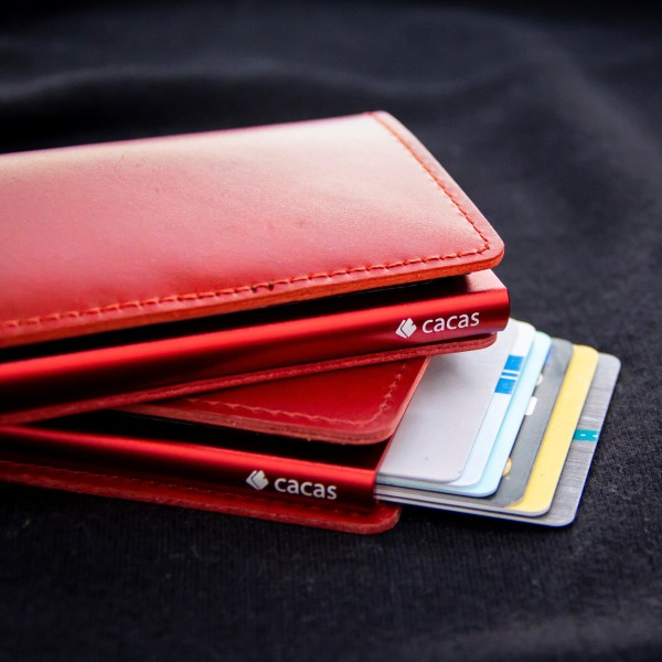 Cacas Premium X-3 Limited Red Edition 2019 - Simple Series