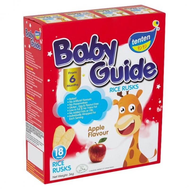 Tenten - Baby Guide