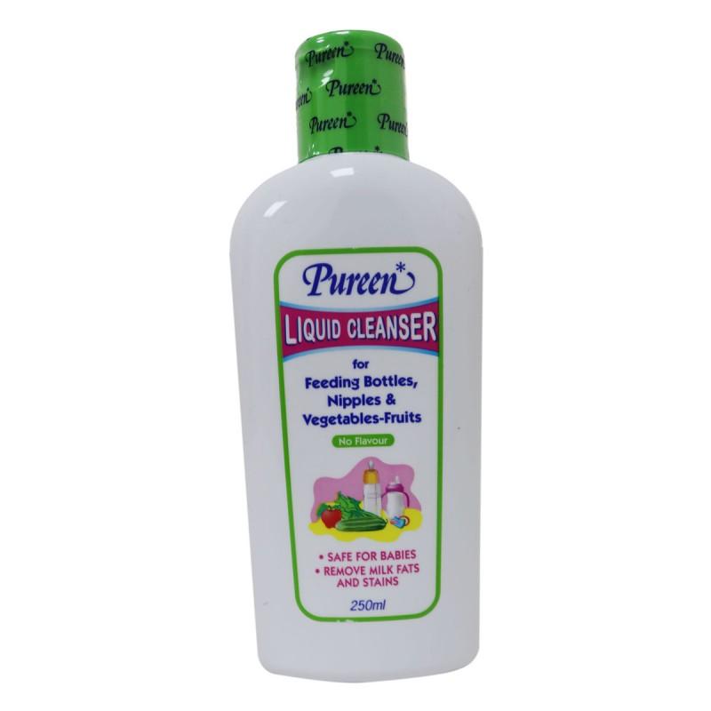 Pureen Liquid Cleanser No Flavour (250ml)