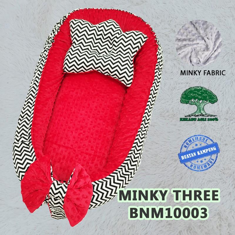 Minky Three