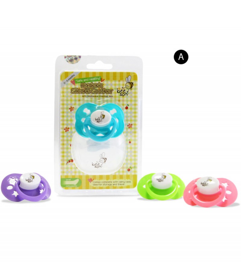 Bee Son - Silicone Soother