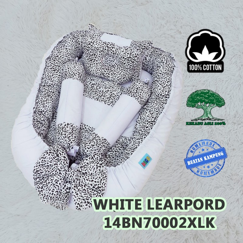 White Learpord