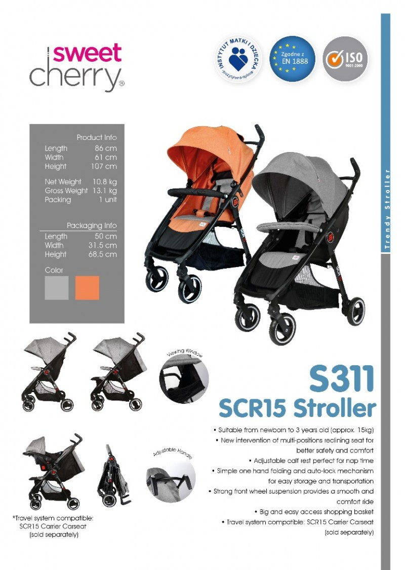 Scr 15 Stroller