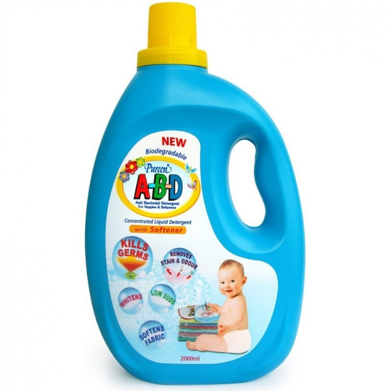 Pureen Abd Liquid Detergent (2000ml)