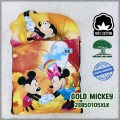 Gold Mickey - Kico Baby Center