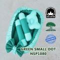 Green Small Dot - Kico Baby Center