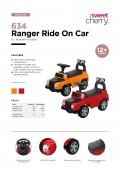 Ranger Ride On Car - Kico Baby Center